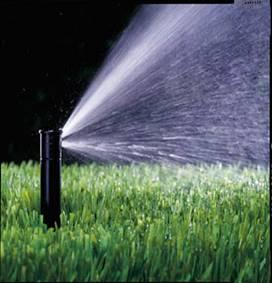 انواع سیستم های آبیاری